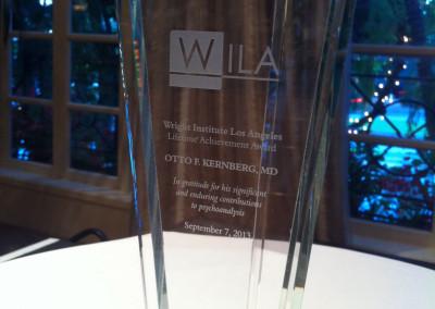WILA Lifetime Achievement Award