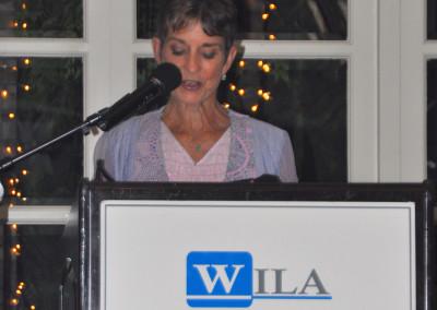 Dr. Harriet Wrye