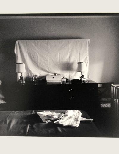 (9) Covered Mirror, Randolph - MA, 1974